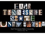 East Tennessee State University Black