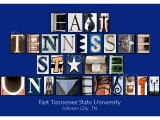 East Tennessee State University Blue