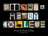 Emory Henry College Black