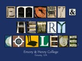Emory Henry College Blue