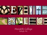 Meredith College Maroon