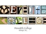 Meredith College White